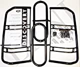 LAND ROVER DISCOVERY 2 1999-2004 GENUINE REAR LIGHT GUARD SET - 4 GUARDS PART: STC50379