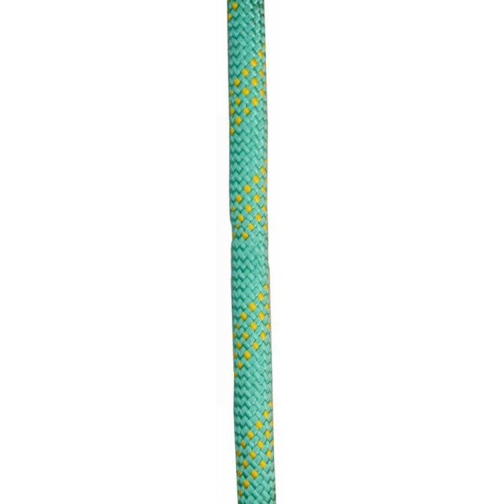 Vert Rock climbing rope Corde D'Escalade évasion Maison Abrasion Extérieur Nylon Corde D'alpinisme,jaune-10m16mm 15m20mm