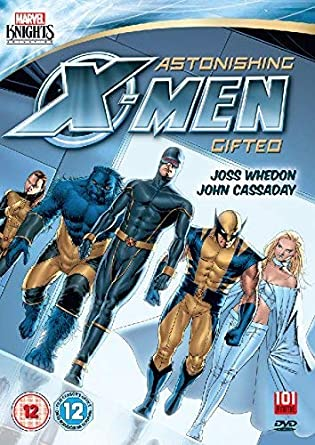 Astonishing X-Men: Gifteda [Import]: Amazon.fr: Joss Whedon, Joss ...