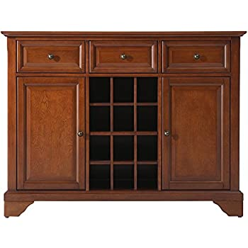 crosley furniture lafayette wine buffet. Black Bedroom Furniture Sets. Home Design Ideas