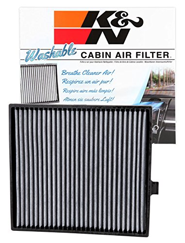 VF3004 K&N CABIN AIR FILTER (Cabin Air Filters):