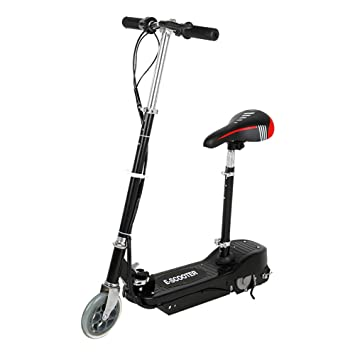 SHUANG Patinete Eléctrico Plegable Scooter 10 kg Ultra ...