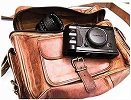 NICK & NICHE - Funda de Piel para cámara réflex Digital de Sony ...