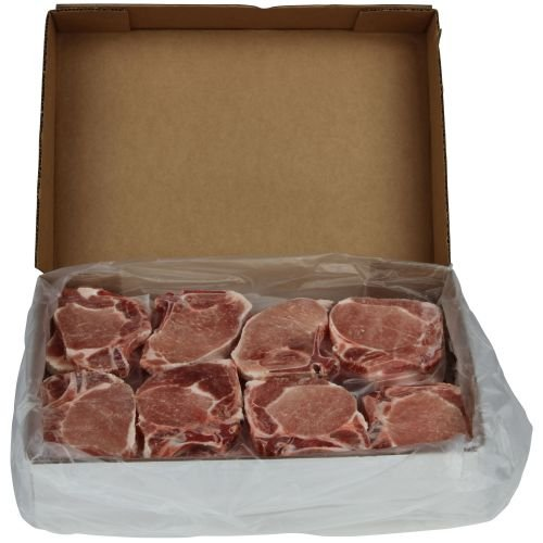 Extra Tender Gold Medal Bone In Center Cut Pork Chop, 4 Ounce -- 1 each.