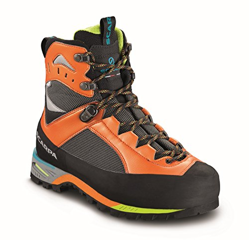 Scarpe Scarpa Uomo - Charmoz Od shark/orange