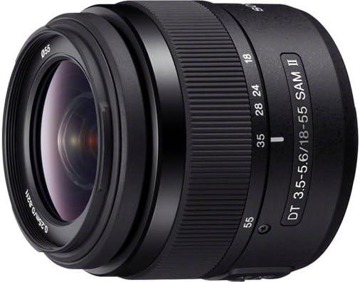 Sony Sal 1855 3 A Mount Objektiv Dt 18 55mm F3 5 5 6 Kamera