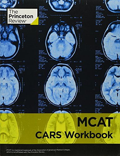 Cars Workbook (MCAT CARS Workbook)