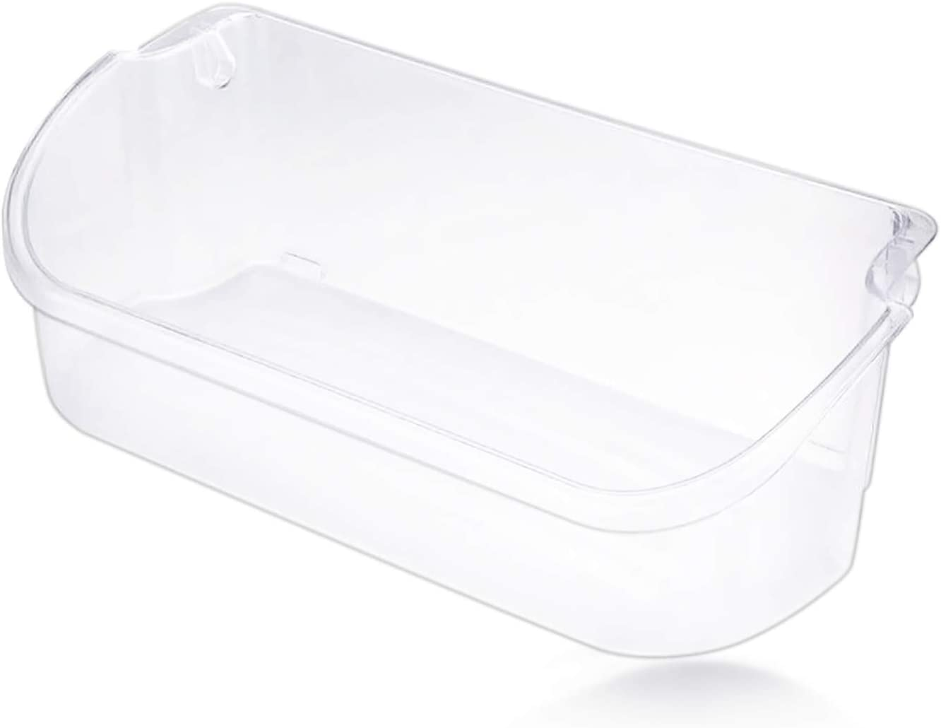 240356402 Clear Refrigerator Door Bin Shelf of Gallon Size - Primeswift Replacement for Frigidaire Kenmore AP2549958 240430312 240356416