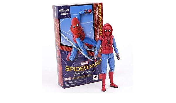 Amazon.com: Pitaya. Spider Man Homecoming Home Made Suit Ver ...