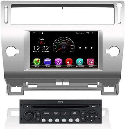 Taffio 8 Touchscreen Android Autoradio Navi Bluetooth Elektronik