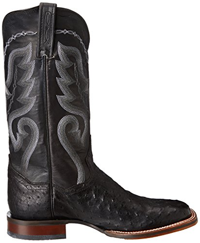 Dan Post Mens Chandler Western Boot Black 3bu4B
