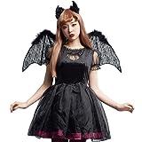 Women's Sun Devil Devil LLL-16 Poison poison (Lunatic Lemona Lollipop) costume