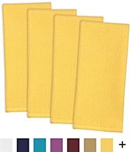 DII 100% Cotton, Ultra Absorbent, Heavy Duty, Drying & Cleaning, Everyday Kitchen Basic
