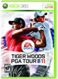 Tiger Woods PGA Tour 11 - Xbox 360