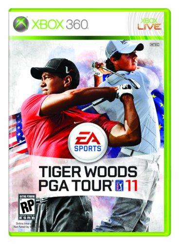 Tiger Woods PGA Tour 11 - Xbox 360 (Golf Games For Xbox 360)