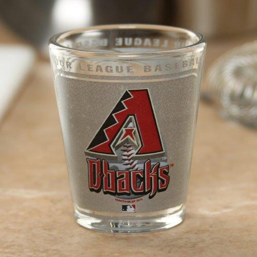 Arizona Diamondbacks 2 oz. Enhanced Hi-Def Shot Glass ()