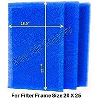 Dynamic Air Filter (3 Pack) (20x25)