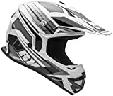 Vega Helmets VRX Advanced Off Road Motocross Dirt Bike Helmet (Black Venom Graphic, X-Large)