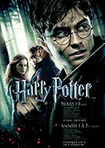 Harry Potter Years 1-7 Part 1 Giftset (Bilingual)