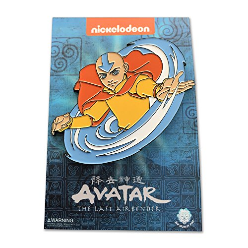 "Avatar: The Last Airbender - Airbender Aang - 2"" Collectible Pin"