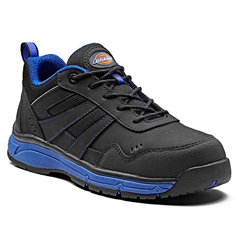 Workwear Black Water Resistant Cap Dickies Safety Mens Toe Emerson Trainers txAqxzpXw1