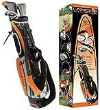 Intech Lancer Junior Golf Set (Orange) by INTECH