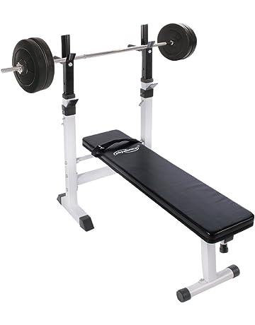 Physionics – Set de Musculation avec Banc d haltères dded21b6c05
