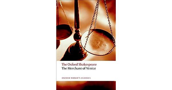 Amazon.com: The Merchant of Venice: The Oxford Shakespeare ...
