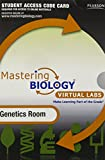 img - for Mastering Biology without Pearson eText for -- Virtual Lab Genetics Room -- Standalone Access Card book / textbook / text book