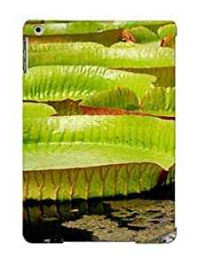 Case Provided For Ipad Air Protector Case Water Liliy Phone Cover With Appearance