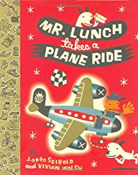 Mr Lunch Takes a Plane Ride (Viking Kestrel picture books)