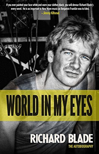 World in My Eyes: The Autobiography cover