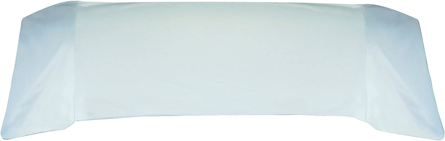 White ADCO 2424 Class C Sprinter RV Motorhome Windshield Cover