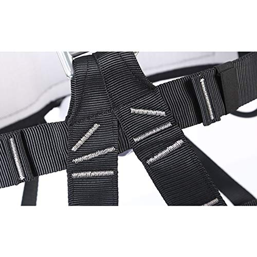 Climbing Safety Belt, Outdoor Climbing Rescue Belt Downhill Safety Half Body Harness high Altitude Belt Belt by HENRYY (Image #3)