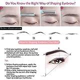 Women Eyebrow Trimmers Razor, Facial Shaver Face