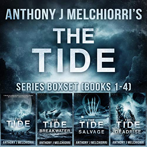 Pdf Thriller The Tide Series Box Set (Books 1-4): A Post-Apocalyptic Thriller