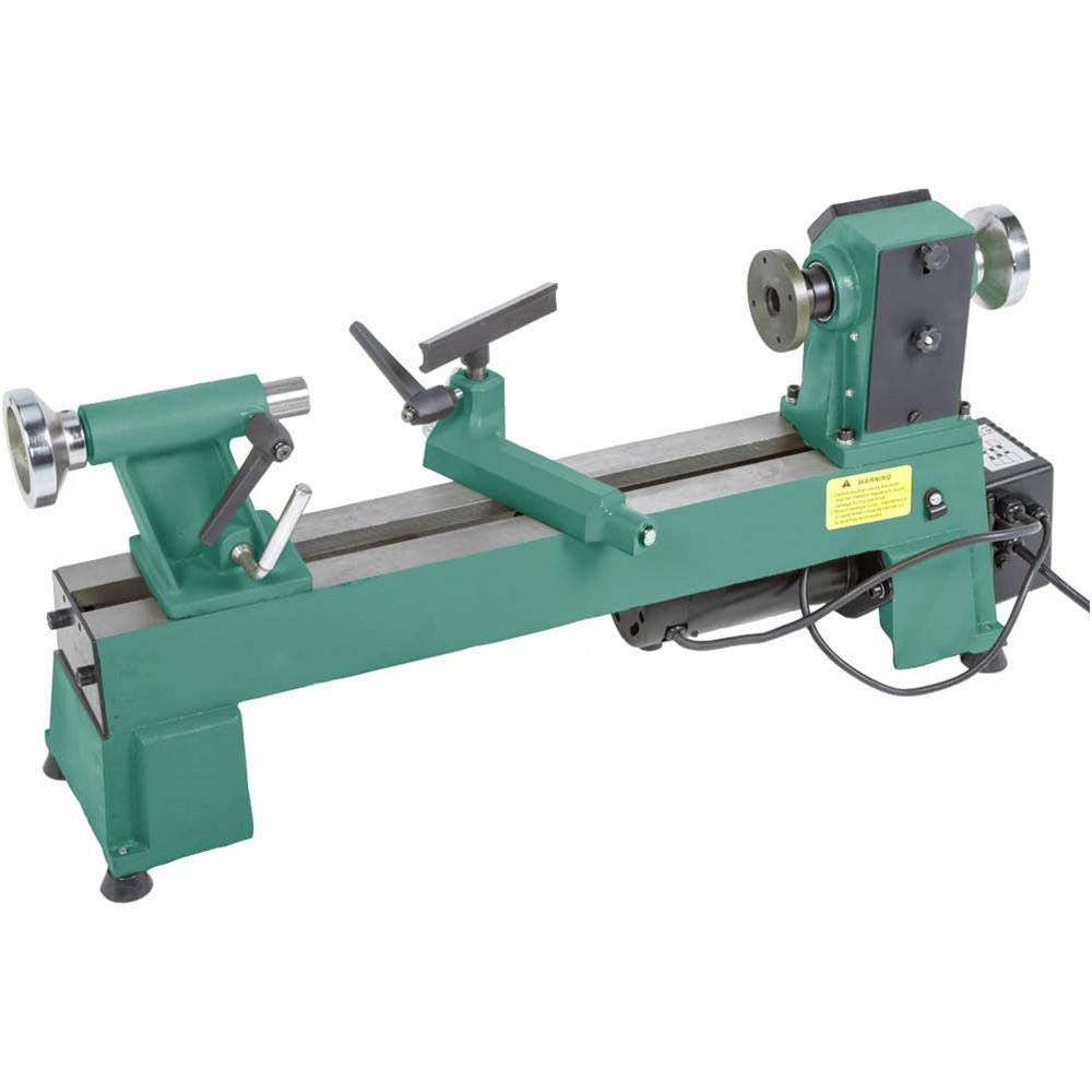 Grizzly T25926-10'' x 18'' Variable-Speed Wood Lathe