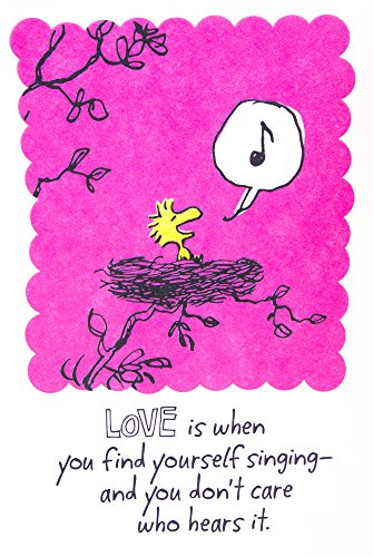 Hallmark Anniversary Greeting Card (Peanuts Vignette) Photo #7