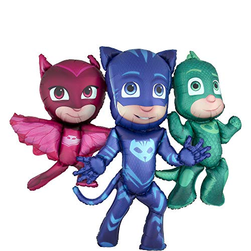 Foil Balloons, Awk:Pj Masks for $<!--$13.29-->