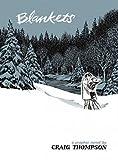Blankets : A Graphic Novel(Hardback) - 2015 Edition