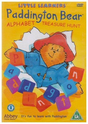 Paddington Bear - Alphabet Treasure Hunt [DVD]