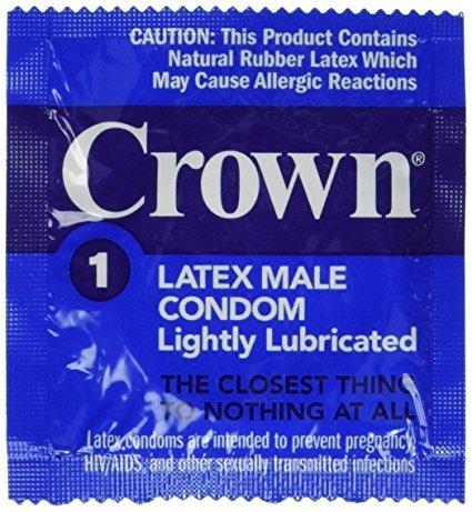 Crown Condoms 1008 Pack by OKAMOTO