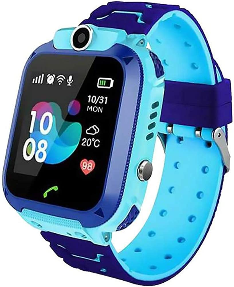 Kids Smart Watch for Boys Girls,Waterproof 1.44 HD Touch Screen Watch Cell sos