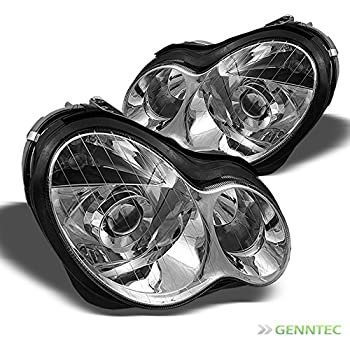 51OL6aydYSL._SL500_AC_SS350_ amazon com mercedes benz c230 c240 c320 projector headlights 8  at creativeand.co