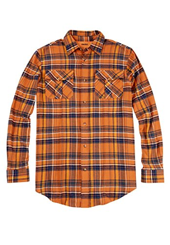 Plaid Big Shirt - 3