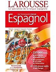 Dictionnaire Larousse Poche Espagnol: français - espagnol / espagnol - français