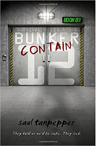 Contain (BUNKER 12) (Volume 1) - Library