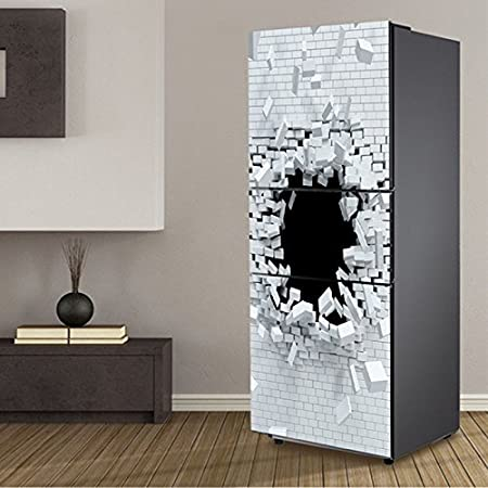 para puerta o pared color blanco y negro Se/ñal autoadhesiva de PVC para puerta o pared con texto en ingl/és N\A The Office