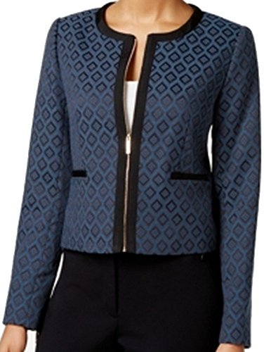 Jacquard Zip Jacket - 3