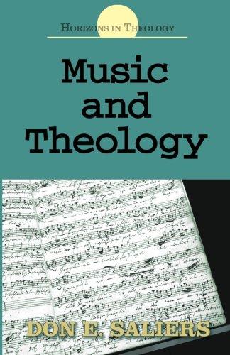 Horizon Music - Music and Theology (Horizons in Theology)